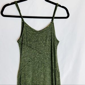 Mossimo Spaghetti Strap Maxi Dress Women's Size S